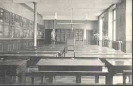 CPA - Belgique -  Liège - Huy - Sainte-Marie - Ecole Normale Et Pensionnat - Salle D'études - Hoei