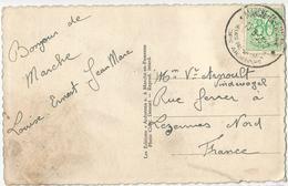 8Eb-414: 1713 Marche-en-Famenne Panorama : N°857: MARCHE-EN-FAMENNE  RealaisGastronomique...> Fr 1955 Zwanen - Marche-en-Famenne