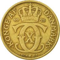 Monnaie, Danemark, Christian X, 2 Kroner, 1925, Copenhagen, TB+ - Denmark
