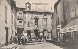 34/ Villeneuve Les Beziers - La Marie Et Lz Bassin - Epicerie Du Bassin - Francia