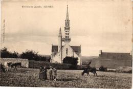 ENVIRONS DE QUINTIN ,LE FOEIL,EGLISE,ENFANTS,VACHE (HAMON COLLECTION)     REF 57220 - Frankreich