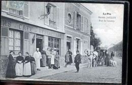 PIN MAISON JAILLOT CAFE RESTAURANT - France