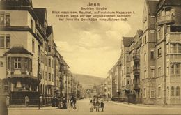 JENA, Sophien-Strasse (1910s) AK - Jena