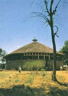 1 AK Ethiopia Äthiopien * Kidane Mehret Kirche Auf Der Halbinsel Zeghie Am Tana See * - Etiopia