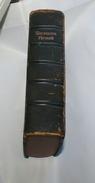 PAROISSIEN ROMAIN DU 1934, PARIS, TOURNAI, ROME, TOUS LES CHANT GREGORIEN AU COURS DE L'ANNEE - Libri, Riviste, Fumetti