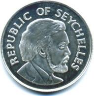 Ref. 884-1003 - COI SEYCHELLES . 1977. SEYCHELLES 1977 SILVER - Seychelles
