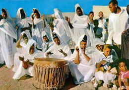1 AK Mauretanien * Séance De Tam-tam - IRIS Karte Nummer 5960 * - Mauretanien