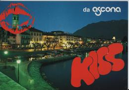 Kiss Da Ascona - Photo: Garbani - TI Tessin