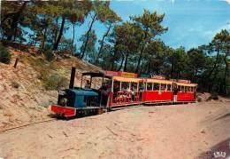 BASSIN D'ARCACHON - Le Petit Train Du Cap Ferret - Arcachon