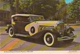 SJ Duesenberg La Grande Phaeton 1032-1937 - Passenger Cars