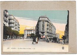 ALGERIE - LOT De 10 CPA De ALGER - DELC - - Postcards
