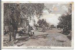 TRAVO - Entrée Du Village - France