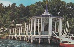 Postcard Brunei Tambatan Makan Al Raja [ By S W Of Singapore ] My Ref  B12571 - Brunei