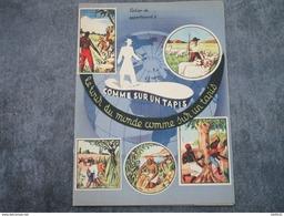 MONESTIER-de-CLERMONT . Ets ALLIBERT - Comme Sur Un Tapis / TBE - Book Covers