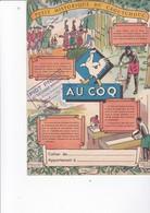 Petit Historique Du Caoutchouc AU COQ / TAMPON GRENOBLE PIOT PNEUS - Book Covers
