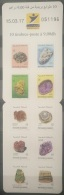Morocco 2017 MNH Booklet - 10 Stamps, Minerals Of The Kingdom, Azurite, Calgite, Quartz, Agate, Onyx , Vanadinite Etc... - Morocco (1956-...)