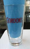 AC - GORDON'S LONDON DRY GIN GLASS FROM TURKEY - Glasses