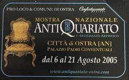 Paco \ PF 2013 \ Mostra Antiquariato - Ostra \ Nuova - Italië