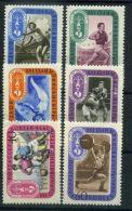 ROUMANIE ( POSTE ) : Y&T N°  1948/1953  TIMBRES  NEUFS  SANS  TRACE  DE  CHARNIERE . - 1923-1991 URSS