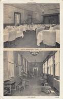USA - CP 1932 - HOTEL WINDSOR PARIS KY - SUN PARLOR /1 - Etats-Unis