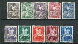 8792  PAYS-BAS  N°446/50 , 461/5 °  Au Profit Du Secours National Et Pour L'enfance  1946  TB - Period 1891-1948 (Wilhelmina)