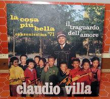 "CLAUDIO VILLA  LA COSA PIU' BELLA   45 GIRI  7"" - Vinyl Records"