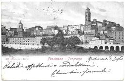 ITALIE . . CPA 1910 . FROSINONE .  Panorama . - Frosinone