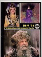 8ème Salon International Photographique à SIBIU (ROUMANIE), 65 Pages, Photos En Couleur Et Noir Et Blanc - Culture
