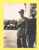 GENERAL LECLERC. PARIS. CHAMPS ELYSEES. LIBERATION. GUERRE 39.45. - Guerre, Militaire