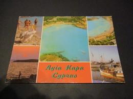 CP Chypre Cyprus Ayia Kapa - Chypre