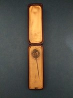 Epingle à Cravate Ancien En Argent - Other