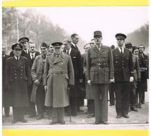 W.W.2  WINSTON CHURCHILL. CHARLES DE GAULLE. - Guerre, Militaire