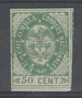COLOMBIE:  N°32 NSG       - Cote 150€ - - Colombia