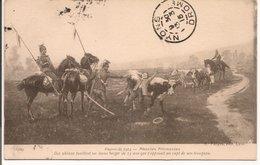 L32C63 - Guerre 1914-1915 - Tableau Seignol - Atrocités Allemandes - S.Fages N°6209 - Guerre 1914-18