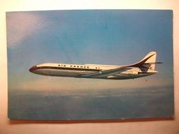 Carte Postale Avion -Air France -Caravelle   ( Petit Format Couleur Non Circulée ) - 1946-....: Ere Moderne