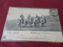 CPA - Région Extremadura - Gardiens De Taureaux Sauvages - Portugal