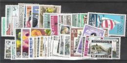 Volledige Jaargang 1968 Postfris Zonder Scharnier **  Lager Dan Postprijs - Belgium