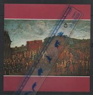 Artis Historia  17 X 17cm Le Regime Autrichien Marie Elisabeth à Bruxelles En 1725 JB Martin - Histoire