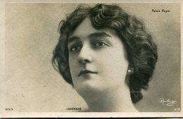 ACTRICE DE THEATRE LAVERGNE - Théâtre