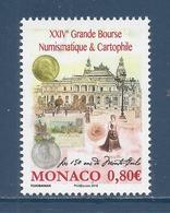 Monaco - YT N° 3054 - Neuf Sans Charnière - 2016 - Monaco