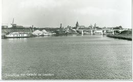 Leerdam 1959; Lingebrug Met Gezicht Op Leerdam - Gelopen. (Maison De Veer - Leerdam) - Leerdam