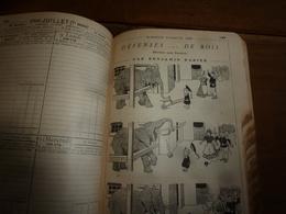 1906 Benjamin Rabier;Massages;etc----> ALMANACH HACHETTE  édition Luxe (Petite Encyclopédie Populaire) - Encyclopédies