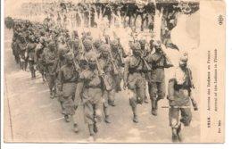 L32C_78 - 1914 - Arrivée Des Indiens En France - Guerre 1914-18