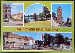 Ak DDR - Müncheberg - Stadtansichten - Muencheberg