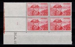 Andorre - YV 116 N** Coin Daté Cote 26,80+ Euros - Neufs