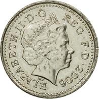 Monnaie, Grande-Bretagne, Elizabeth II, 5 Pence, 2006, TTB, Copper-nickel - 1971-… : Monnaies Décimales