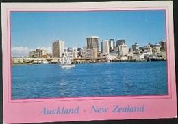 Ak Neuseeland - Auckland - Panorama - Neuseeland