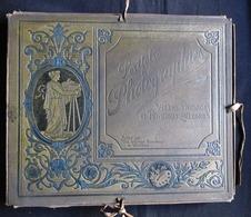 1893  PORTFOLIO DE 256 PHOTOGRAPHIES REPRODUISANT L' AZIE - L'AFRIQUE - AMERIQUE NORD ET SUD - ANCIEN ET NOUVEAU MONDE * - Livres, BD, Revues