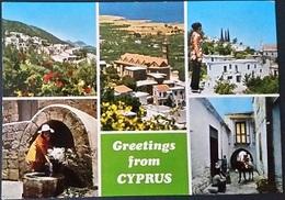 Ak Zypern -  Tradition - Landschaften - Zypern