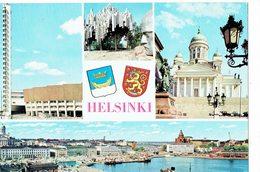 FINLAND -  POSTCARD HELSINKI - 4 VIEWS - NEW  REF GRAKO1546 POST7084 - Finnland
